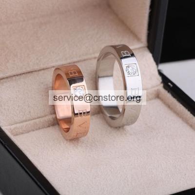bvlgari titanium steel classic diamond ring for couples bvlgari pinterest white gold diamond and ring