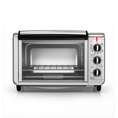 Black Decker Convection Toaster Oven Countertop Oven Toaster