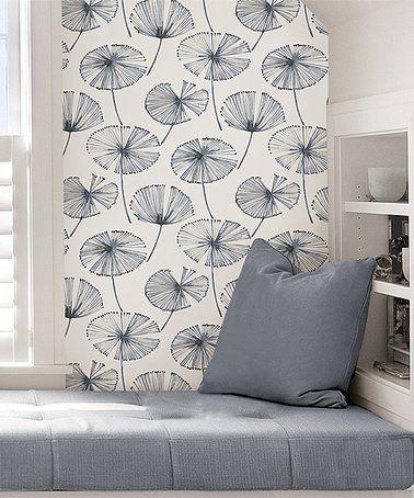 Loving This Aya Peel Stick Wallpaper On Zulily Zulilyfinds Nuwallpaper Peel And Stick Wallpaper Wallpaper Roll