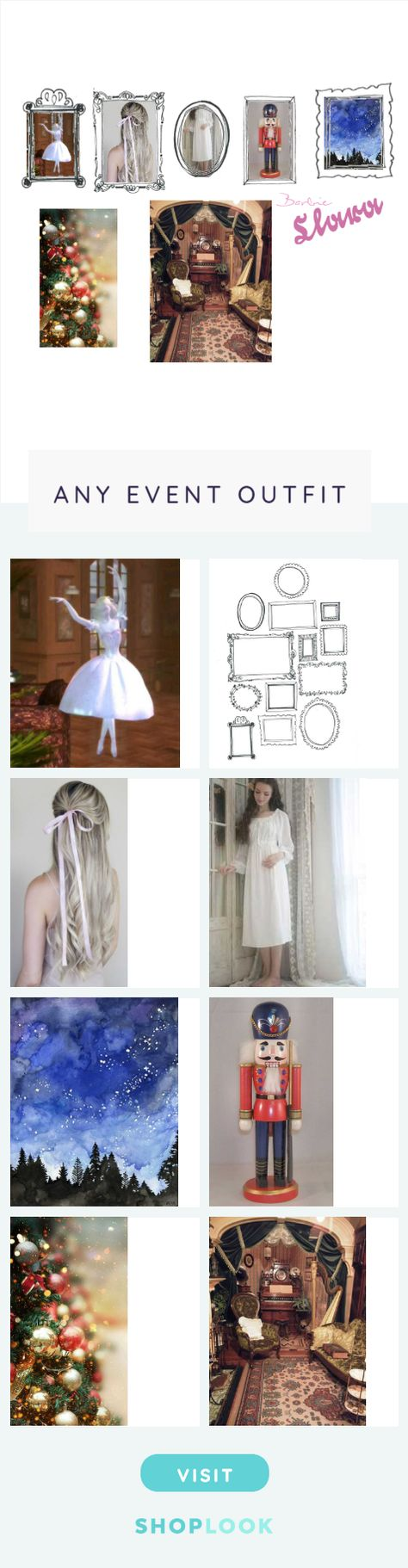 a5e95649ecc List of Pinterest clara nutcracker nightgown pictures   Pinterest ...