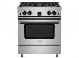 Commercial Quality Open Burner Gas Ranges Bluestar Cooking Stainless Steel Oven Gas Range Convection Oven