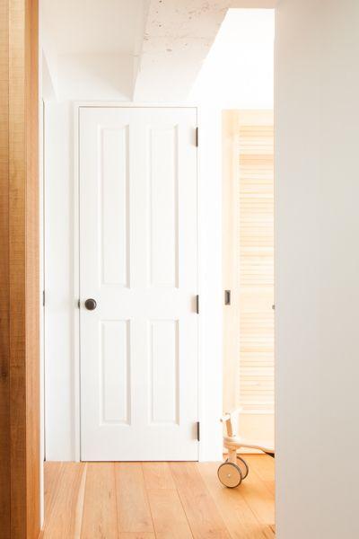 建具 ドア 開戸 ドアノブ レイズドドア ホワイト クラシック