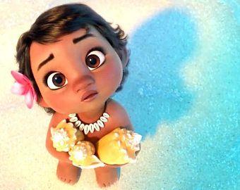 Baby Moana Images Moana Baby Cake Etsy Disney Characters Wallpaper Disney Character Art Disney Princess Wallpaper