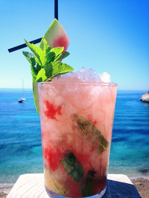 Amante Beach Club And Their Well Known Drinks