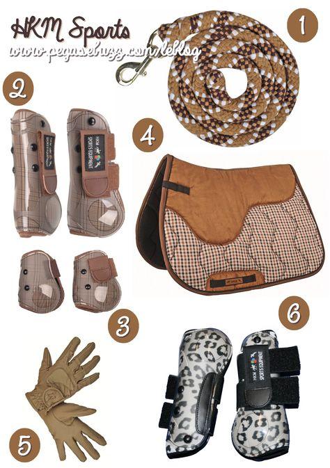 www.pegasebuzz.com/leblog | Equestrian Fashion : HKM Sports Equipment