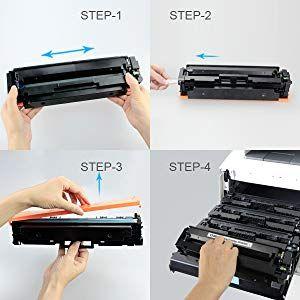 How To Install Hp Cf410a Toner V4ink Laser Toner Cartridge Toner Laser Toner