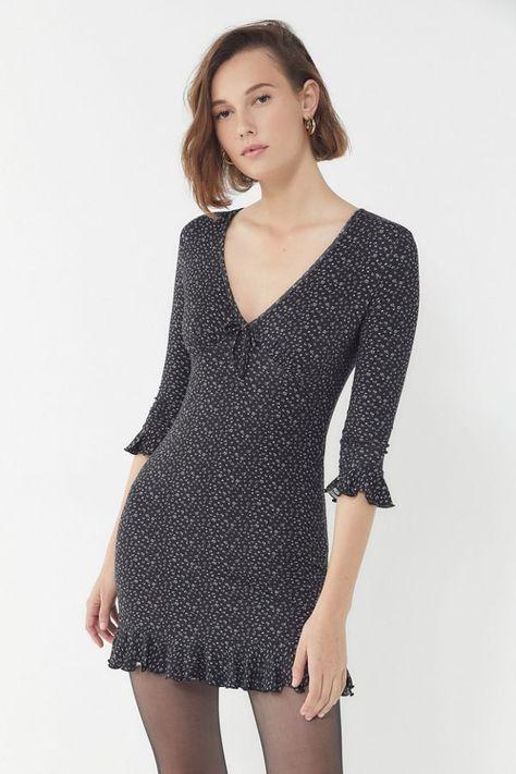 Contemporary Belted Mini Dress   Mini dress, Dresses, Clothes