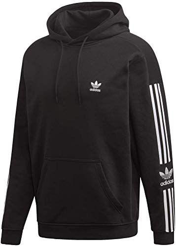 Amazing Offer On Adidas Originals Men S Lock Up Hooded Sweatshirt Online Hoodies Men Adidas Originals Mens Sweatshirts