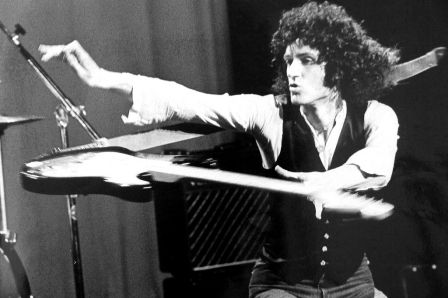 The Game Album Brian May Queen Brian May Queen Photos