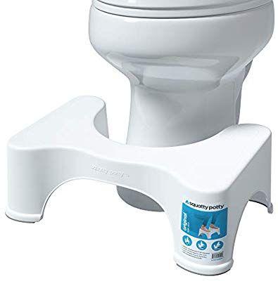 Amazon Com Squatty Potty The Original Bathroom Toilet Stool 7