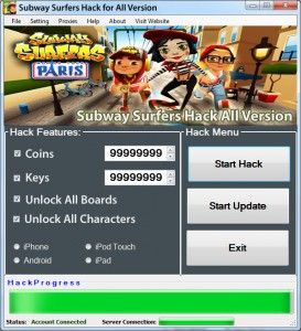 Fixed Subway Surfer Hack V2 2 Features Fort Cheats For Games And