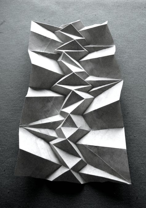 'DSC00298' (2009) by Italian paper artist Andrea Russo. ty, Archiwista. via the artist on flickr