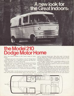 Dodge Travco 210 Yahoo Image Search Results Dodge Motors Motorhome Dodge