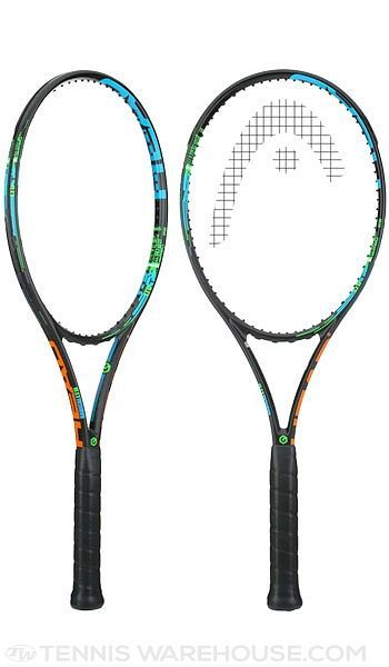 This New Limited Edition Head Graphene Radical Tennis Racquet Features One Of The Coolest Looking Cosmetics We Ve Seen Tennis Racquets Tennis Racket