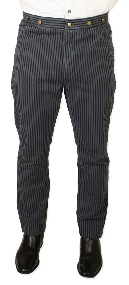 3042adfc Edgar Striped Trousers - Gray in 2019 | Stoops shopping links ...