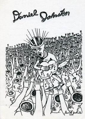 The Devil and Daniel Johnston Poster. ID:644319