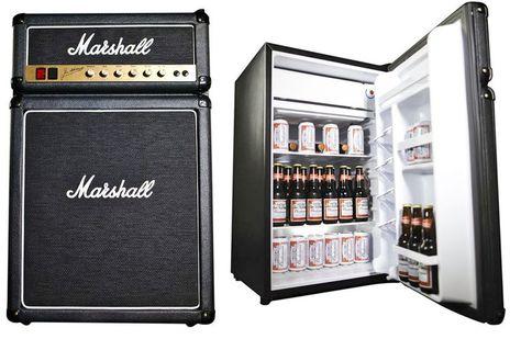 Mini Kühlschrank Rockstar : 100 radical rockstar innovations decor design and around the