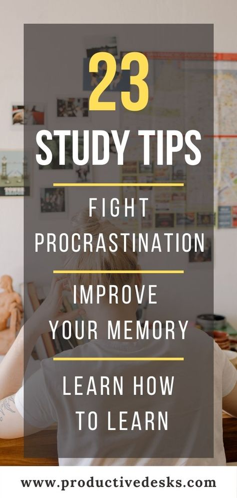 23 Study Tips to Activate your Brain Learning Power