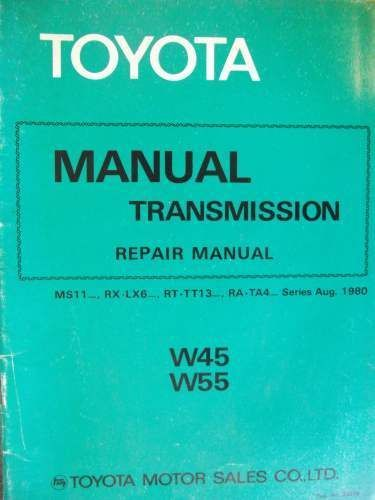 toyota automatic transmission manual a40d a42d a43d 98396 on ebid rh pinterest com Manual Transmission Fluid 5 Speed Manual Transmission Identification