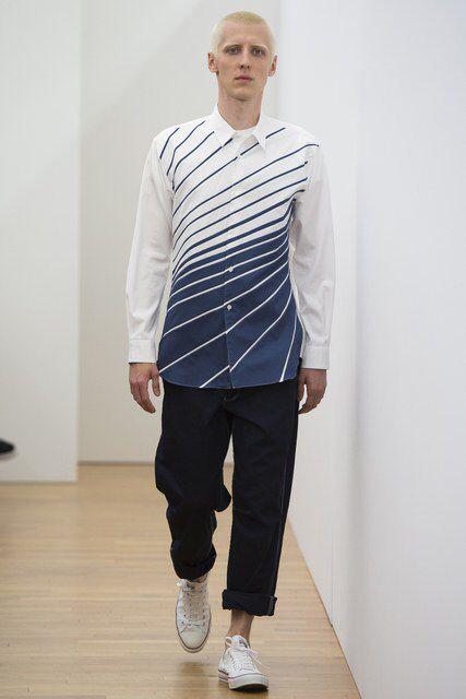 Comme des Garçons Shirt, Look #33