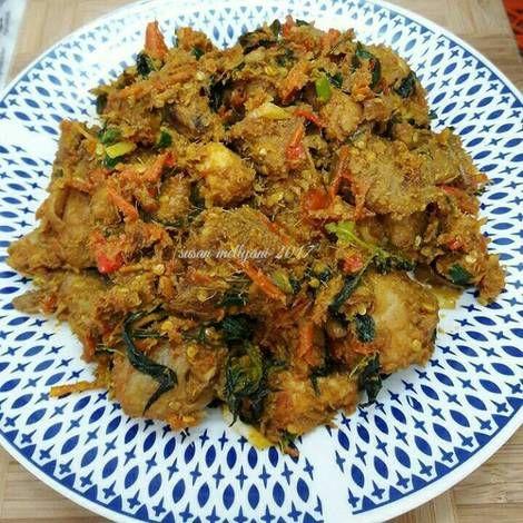 Resep Ayam Rw Khas Manado Oleh Susan Mellyani Resep Resep Ayam Resep Masakan Sehat Resep Masakan