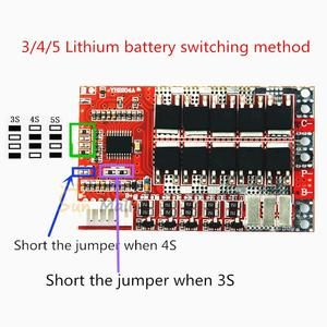 4S 50A BMS Board 3.2V Iron Phosphate//LiFePO4 Battery BMS Board with Balance