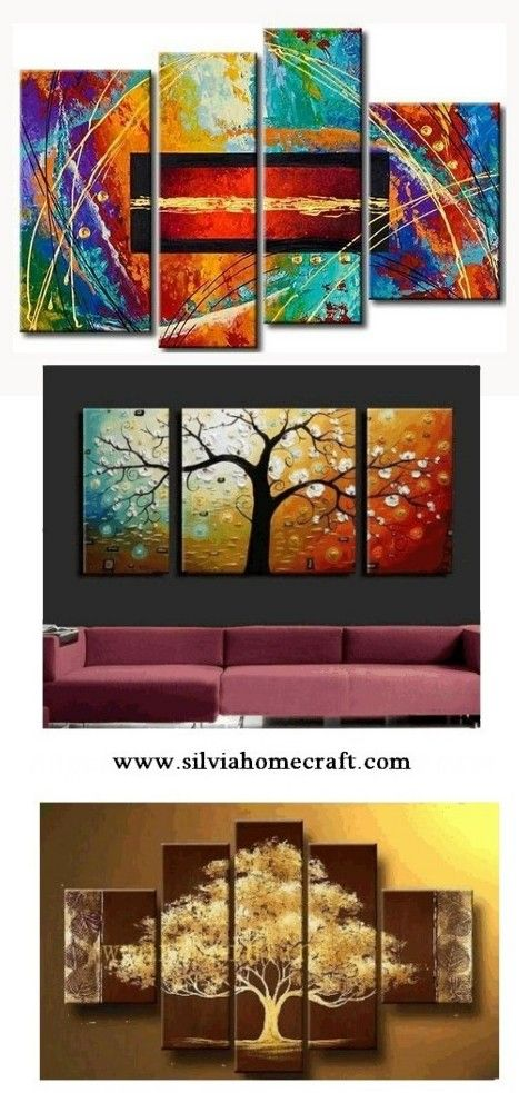 Hand Painted Group Paintings For Home Decoration Large Wall Art Canvas Painting For Bedroom Din Abstract Canvas Painting Extra Large Wall Art Large Wall Art Online painting for living room