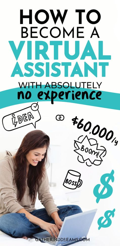 How to Become a Virtual Assistant with No Experience (Earn Up to $60,000!)