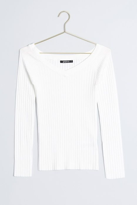gina tricot hanna neulepusero | Kläder, Tröjor, Stickad tröja
