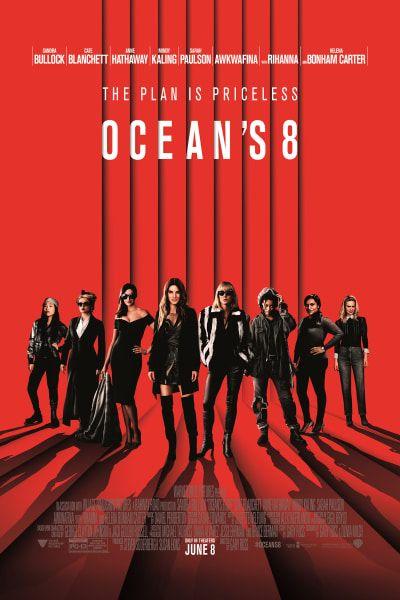Ocean S 8 Ocean 8 Movie Ocean S Eight Eight Movie