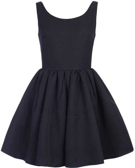 3b10a02c6e ROMWE offers ROMWE Pleated Sleeveless Puff Sheer Black Dress   more to fit  your fashionable needs.