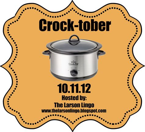 """Work, school, budget... I think many days at my house will be """"Crock-tober"""" with all these great recipies.  Starting with Crock Pot Chicken Parmesan!"""