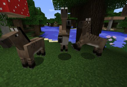Fauna and Ecology Mod for Minecraft 1 14/1 13 2 | pokemon