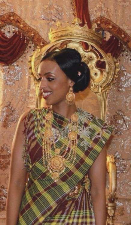 Somali Wedding Dress Elegant Somali Bride Somali Wedding