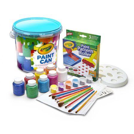 Shop By Brand Paint Kit Kids Art Supplies Paint Cans