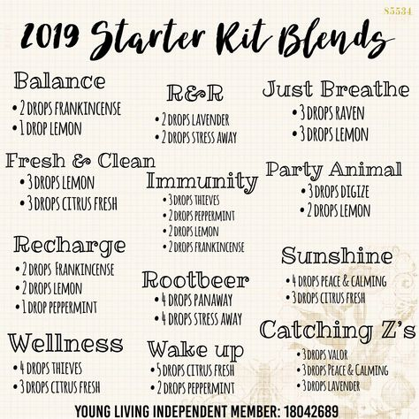 List of diffuser recipes young living sleep ideas and
