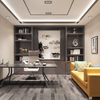 Office Interior 3ds Max Models Download Max Files Cgmodelx