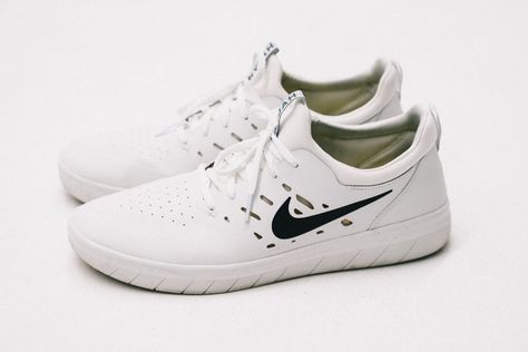 outlet store 37729 afdab First Look at Nyjah Huston s Signature Nike SB Free