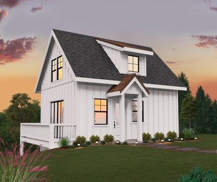 Modern Small Barnhouse Plans With Photos Berd Barn House Plan Modern Farmhouse Plans Barn House Plans Cottage House Plans