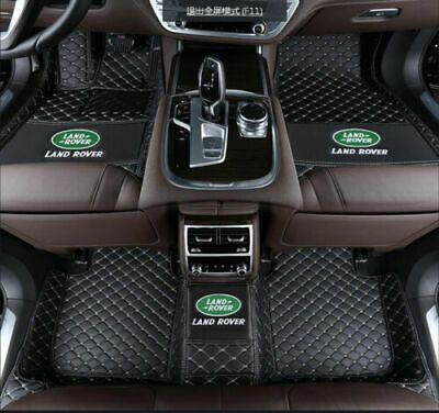 Carpet Floor Mats Are Custom Fitted To Vehicle Floor Pattern Provide Absolute Interior Fl Land Rover Range Rover Evoque Convertible Land Rover Discovery Sport