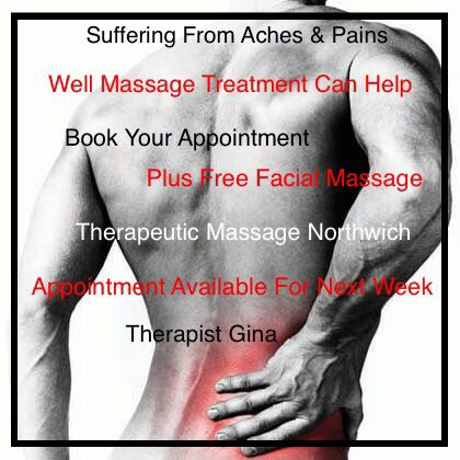 Appointments Available This Week. Massage Therapist You Suffering Aches U0026  Pains Massage Treatment Will Help! Fully Qualified Massage Therapist.