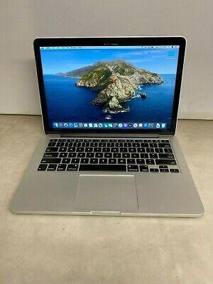 Apple Macbook Pro 112 A1502 Mid 2014 I5 4278u 2 6 Ghz In 2020 Apple Macbook Pro Macbook Pro Ssd
