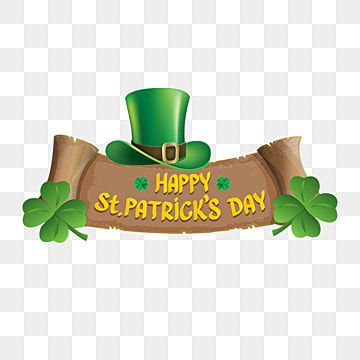 St Patrickand S Day Old Paper Badge With Hat St Patrick039 S Day Old Paper Badge Png Transparent Clipart Image And Psd File For Free Download St Patricks Day Clipart Old