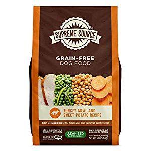 Supreme Source Premium Dry Dog Food Grain Free Usda Organic
