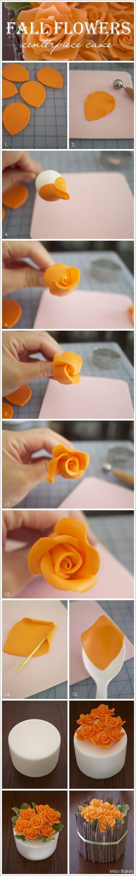 Air Dry Clay Tutorials: Easy Roses to Make with Clay