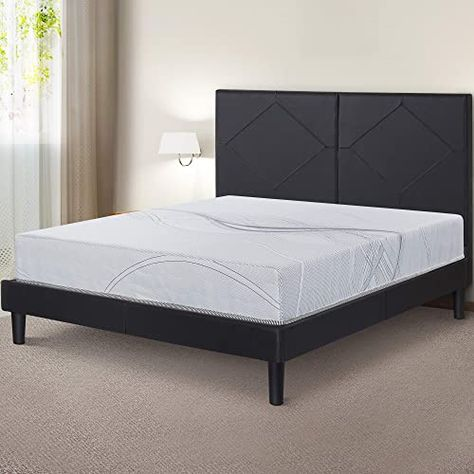 Amazing Offer On Primasleep 10 Inch Hybrid Spring Mattress Gel Memory Foam White King Online In 2020 Mattress Upholstered Platform Bed King Furniture