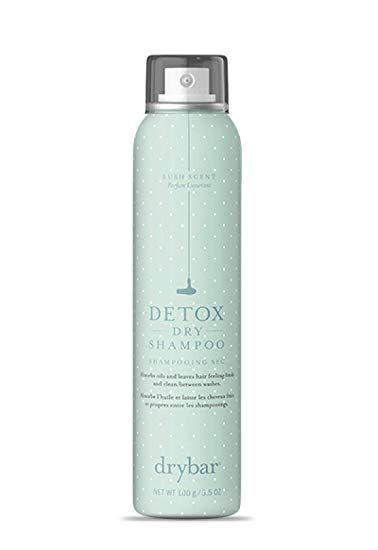 Drybar Detox Dry Shampoo 3 5 Oz Original Scent Dry Shampoo Detox Drybar