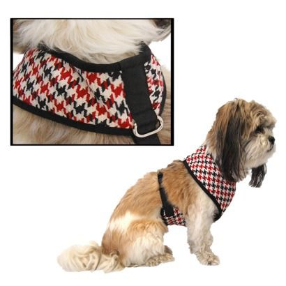 Anima Houndstooth Harness Red 12 99 At Target What Do You