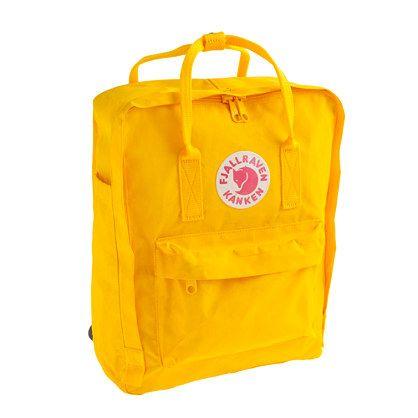 J.Crew - Fjällräven classic Kanken backpack