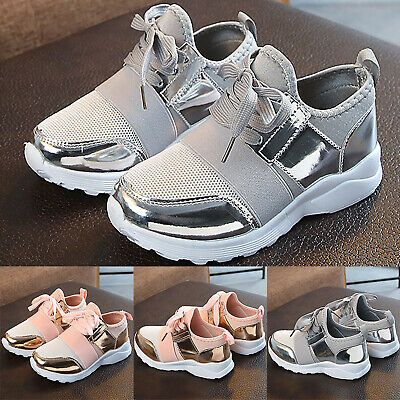 Sponsored)eBay - Kids Boys Girls Mesh Trainers Sneaker Children Casual  Sport Athletic Shoes Size in 2020   Kids running shoes, Childrens sneakers, Boys  shoes kids